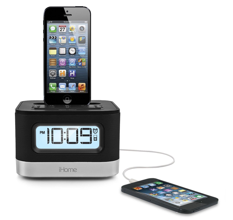 Iphone 5 Ihome Alarm Clock Unique Alarm Clock
