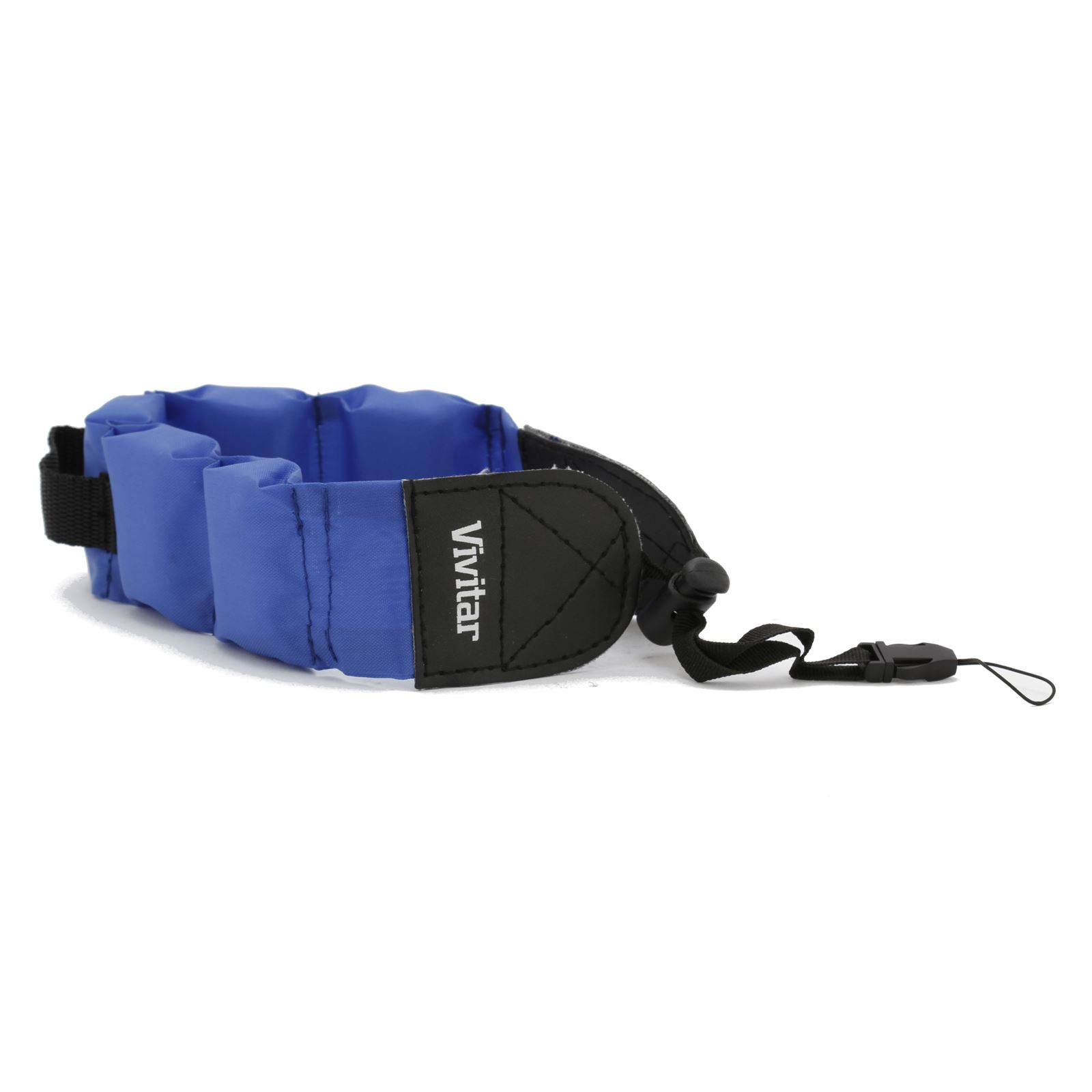 Floating Strap For Underwater Cameras - Keeps Cameras Afloat And Easy To Find In The Water (Blue)
